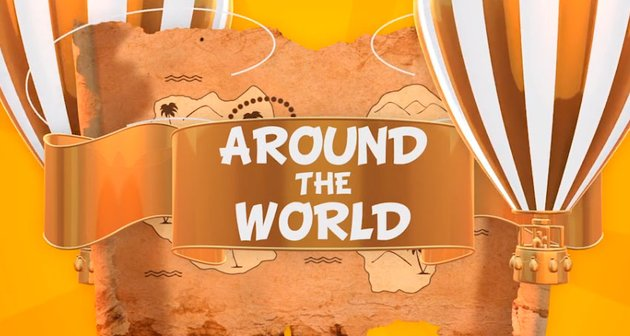 Around The World Broadcast Pack