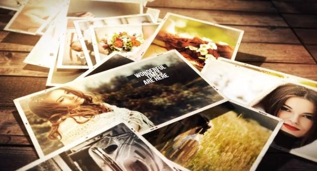 Wonderful Memories Photo Slideshow