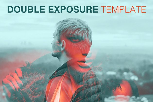 Double Exposure Template