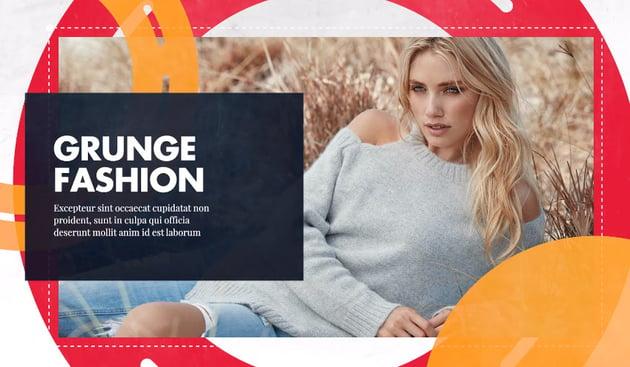 Slideshow - Fashionable Promo