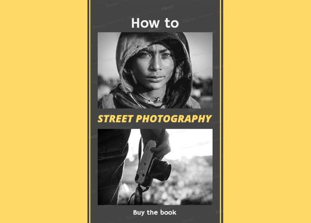 Instagram Story Maker for Street Photography