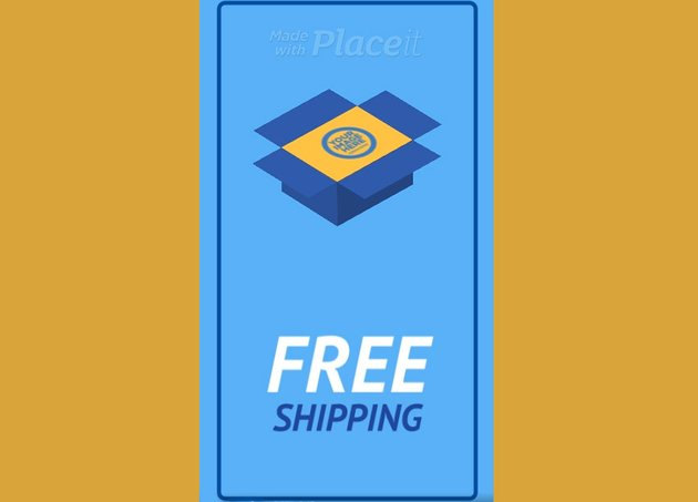 Text Animation Maker to Create Instagram Stories for Shipping Services