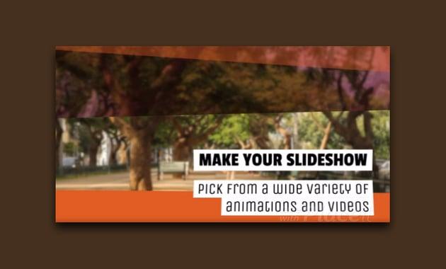 Dynamic Slideshow Video Maker