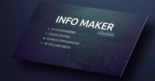 Modern Infographics Creator