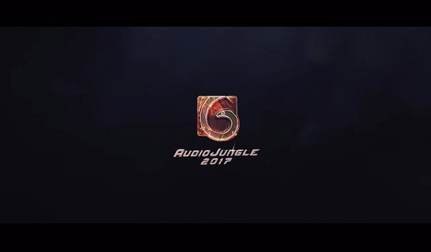 Gaming Logo Intro  For Adobe After Effects