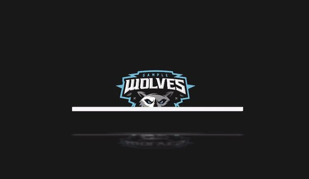 Clean and Minimal Logo Reveal