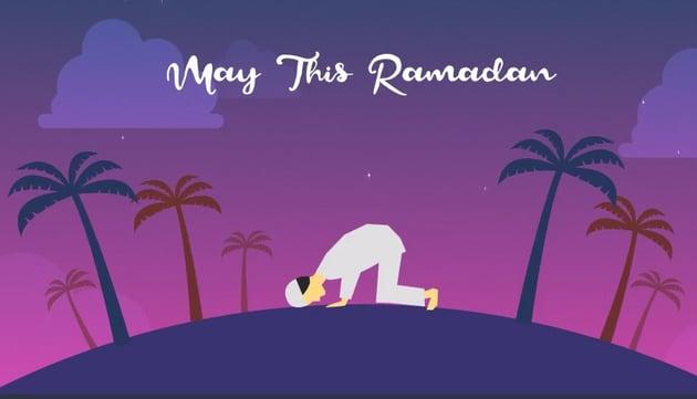 Ramadan After Effects Video Template