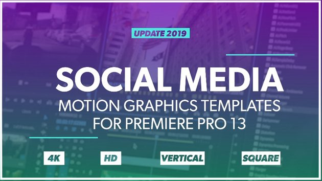 Auto Resize Social Media Graphics Pack