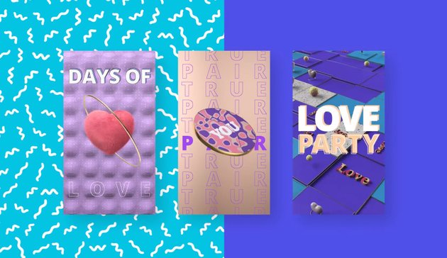 Colorful Love Stories
