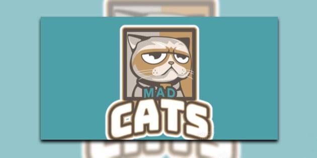 Mad Cat Logo