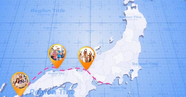 Japan Map - Japan Travel Map