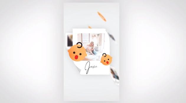 IGTV  Simple Memories Slideshow