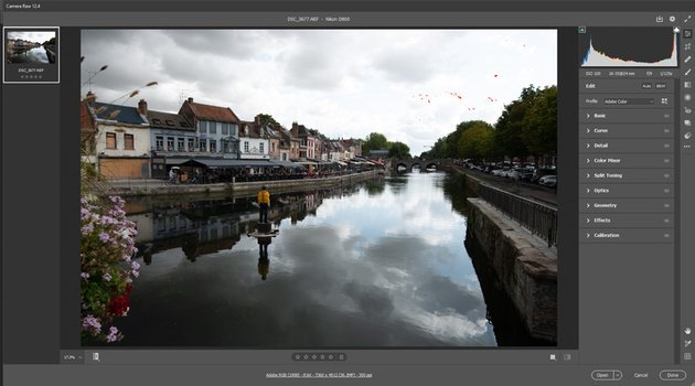 How to Make Basic Adjustments to Photos With Adobe Camera Raw (for Free)