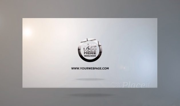 Minimal Intro Maker for a Logo Reveal with Elegant Graphics