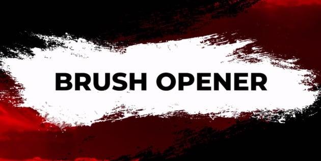 Brush Opener