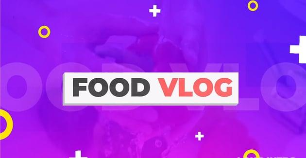 Food Vlog Pack