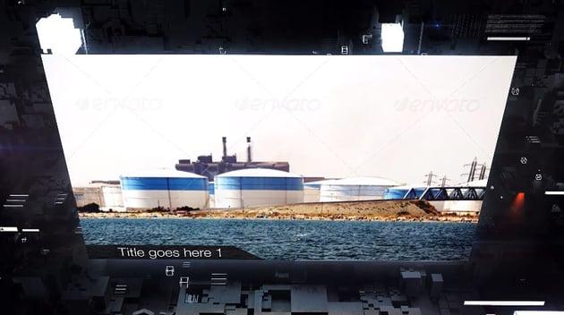 Industrial Display
