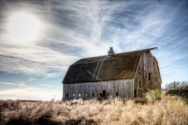 Abandoned Barn HDR - available from Envato Elements