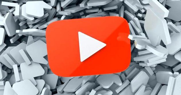 YouTube Logo from Envato Elements