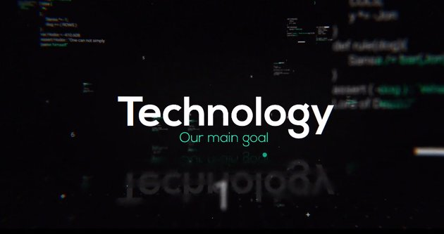 Technology Intro for DaVinci Resolve from Envato Elements