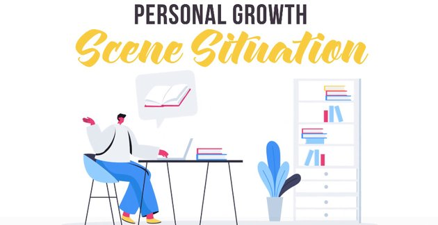 Personal growth - Available from Envato Elements
