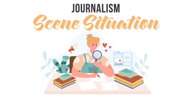 Journalism - Available from Envato Elements