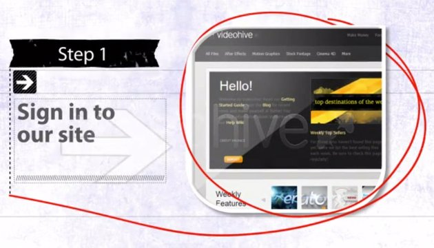 How To - Step-by-Step Guide - available from Envato Elements
