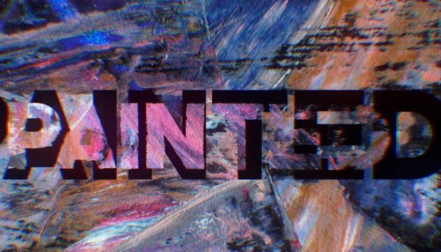 Artistic Paint Title Opener from Envato Market