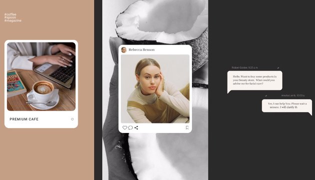 Aesthet Stories 1.0 from Envato Elements