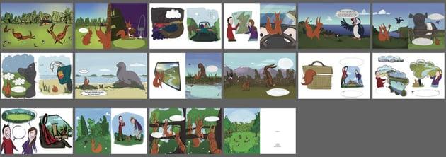 Ruan Colour Thumbnails