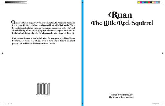 Ruan With Actual Blurb