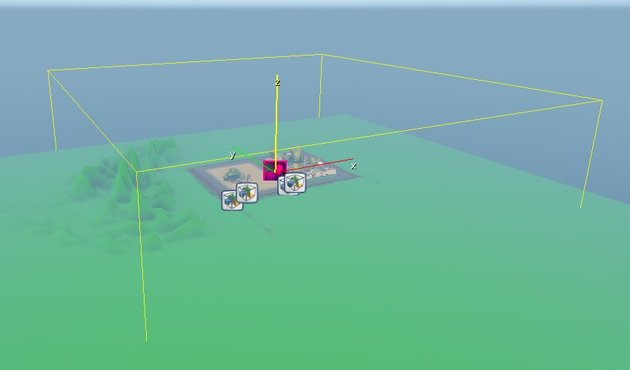 Environment Probe Zoom