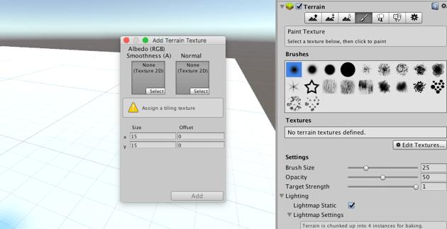 Texture Tool - New Texture
