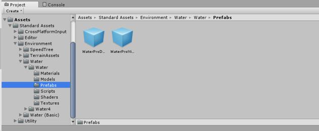 Water Pro - Prefabs