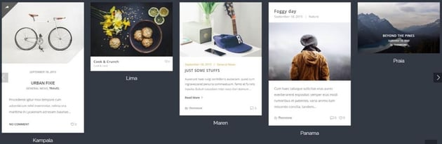 The Grid gallery plugin