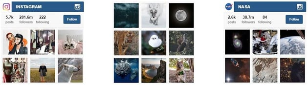 Instalink WordPress Instagram Social Media Widget