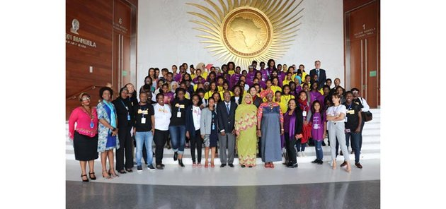 African Girls Can Code Summit in Addis Ababa Ethiopia