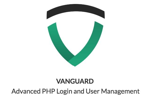 Vanguard - Advanced PHP Login and User Management on Envato Market