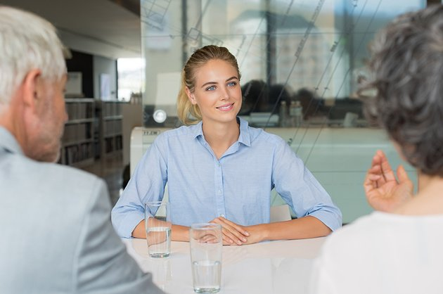 Make a strong impression in your job interview