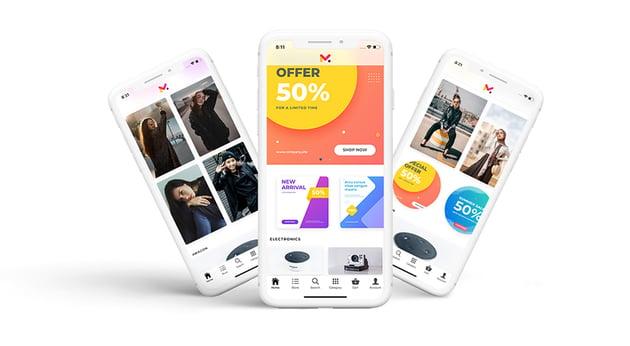 Ionic 5 app for WooCommerce