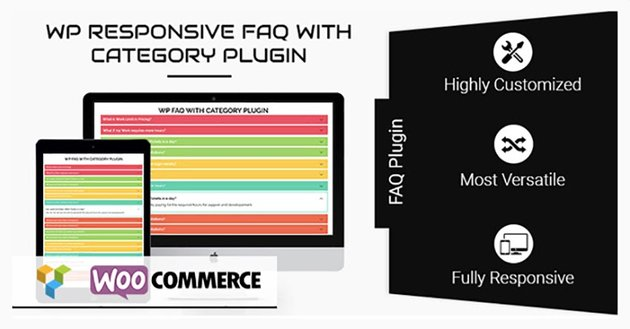 WP Responsive FAQ With Category