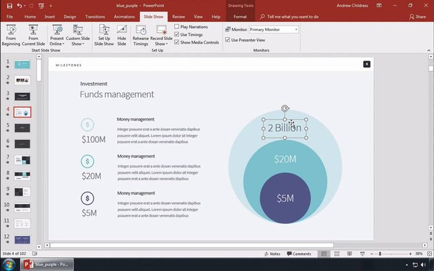 How to Make a Winning Pitch Deck With Microsoft PowerPoint