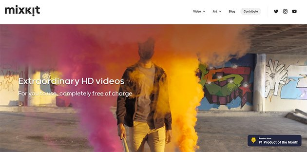 Download free stock footage from Mixkit