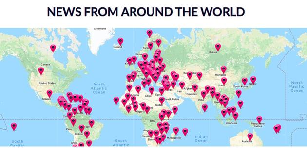 IDAHOBIT events around the world