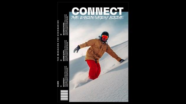 Creative Magazine Cover Design