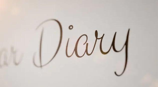 Flirt Animated Handwriting Typeface