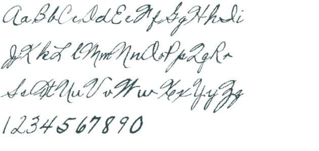 Ahoy Distressed Script Font