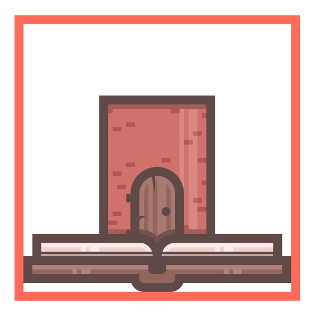 adding details to the door