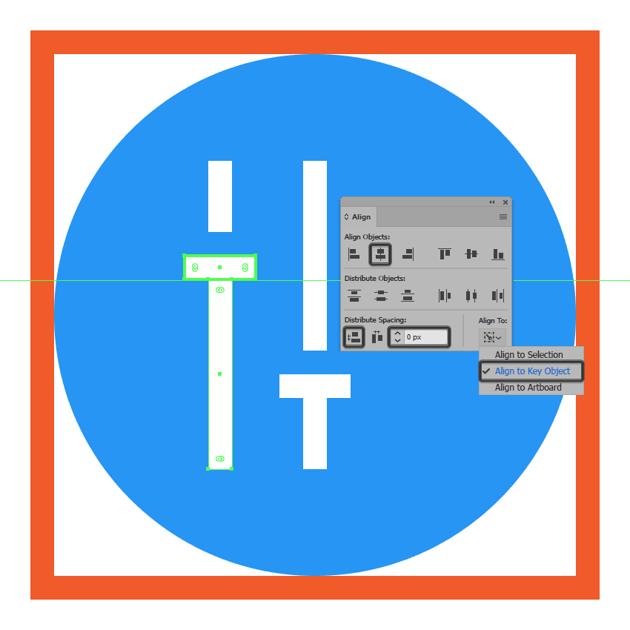 finishing off the settings icons left slider