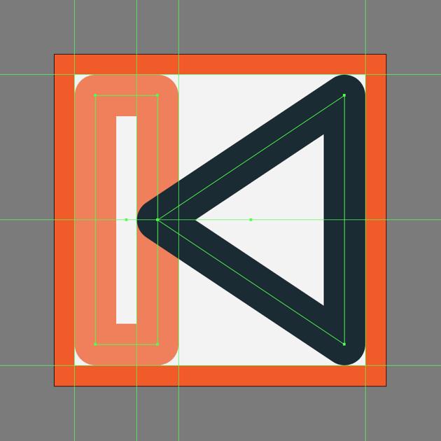 creating the skip backward button